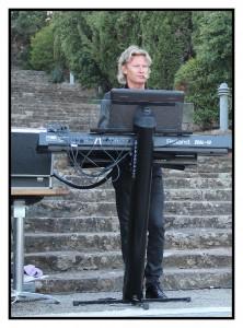 Didier au clavier